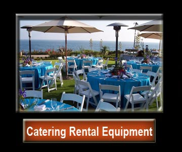 Orange County Catering Rental Equipment