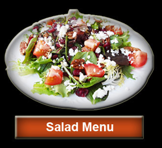 Orange County Catering Salad Menu