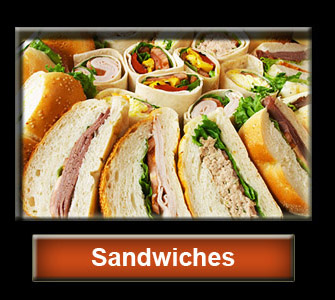 Orange County Sandwich Catering Menu 