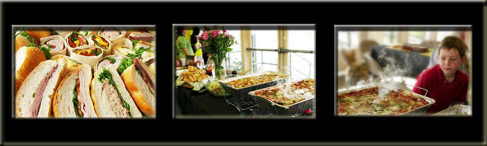 Orange County Drop Off Catering