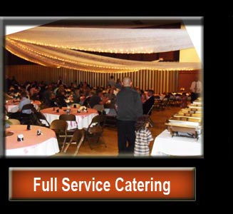 Orange County Full Service Catering