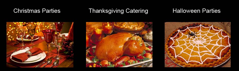 Orange County Holiday Catering
