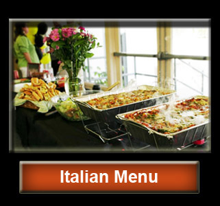Orange County Italian Catering Menu