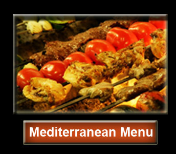 Orange County Mediterranean Catering Menu