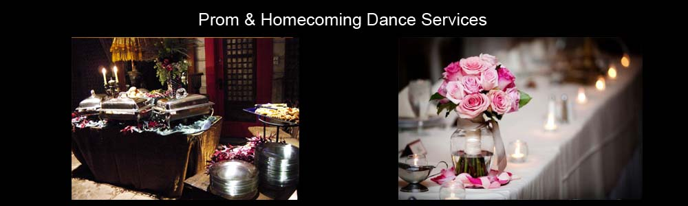 Orange County Prom Catering Services